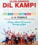 Samsun'da dil kampı