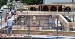 Tarihi medresenin restorasyonu sürüyor