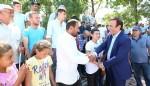Başkan Genç, halkla buluştu