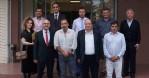 PTT Başmüdürü Candan'dan ziyaret