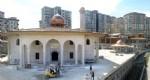 Cami ve Külliye inşaatında sona yaklaşıldı