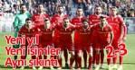 Samsunspor yenilgiyle başladı