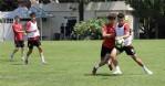 U-17 takımı taktik çalıştı