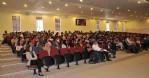 Japon hoca OMÜ'de seminer verdi