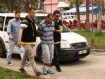 'laf Taşıma' Cinayeti Zanlıları Adliyeye Sevk Edildi