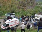 Tunceli'de Trafik Kazası: 2 Ölü, 21 Yaralı
