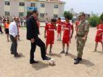 Yozgat-şırnak Arası Kardeşlik Turnuvası