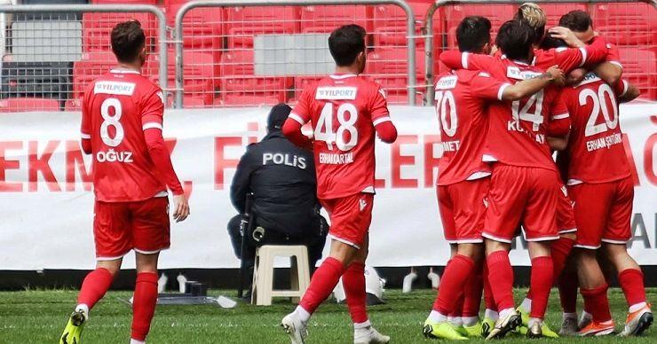 Samsunspor, Manisa'yı evine dört golle gönderdi