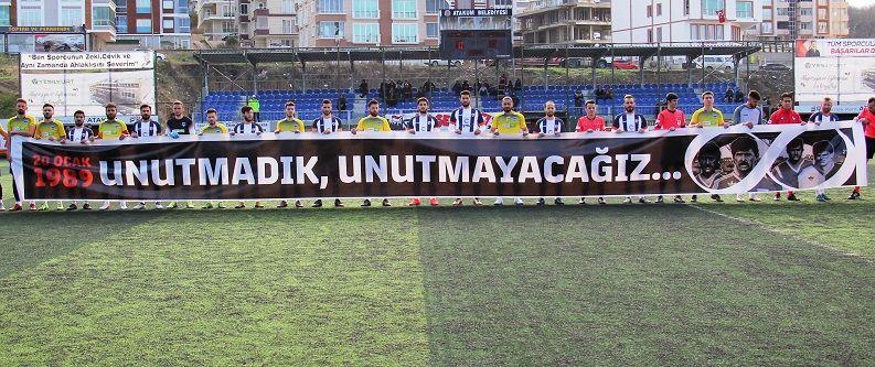 Atakum kazanarak başladı: 1-0